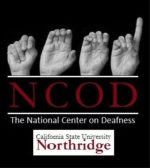 National Center on Deafness